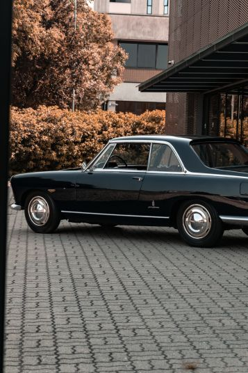 1960 Lancia Flaminia Coupé Pininfarina 2.5 76043
