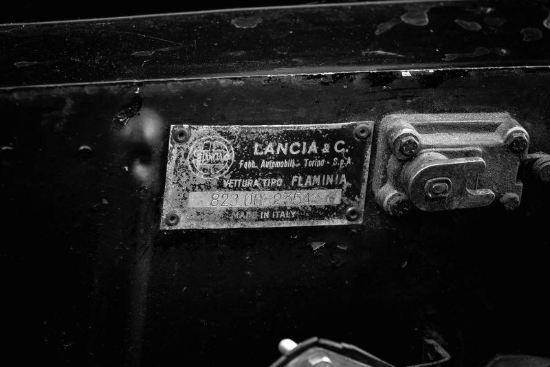 1960 Lancia Flaminia Coupé Pininfarina 2.5 76087