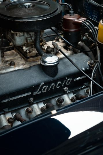 1960 Lancia Flaminia Coupé Pininfarina 2.5 76083