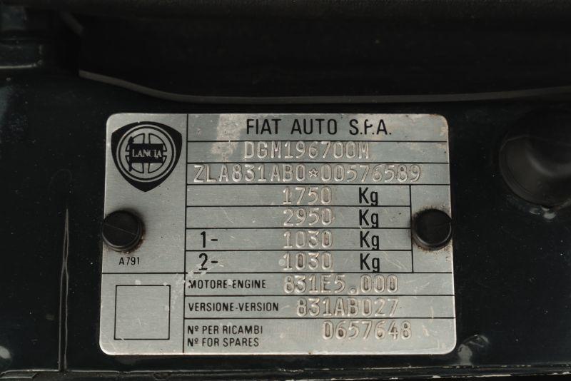 1992 Lancia Delta HF Integrale 16V Evo 1 - 79/250 84856