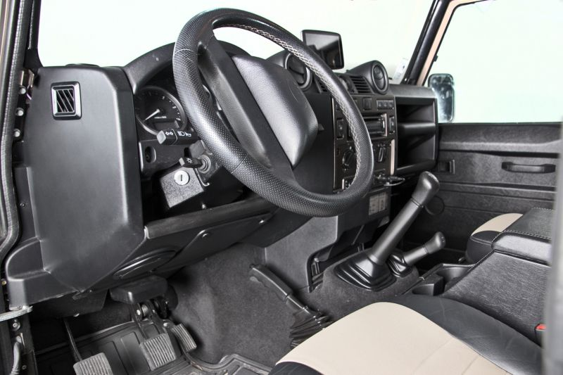 """2013 Land Rover DEFENDER """"limited edition"""" 24838"""