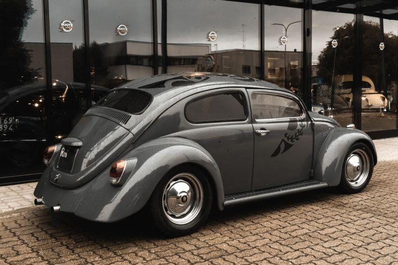 1970 Volkswagen Beetle Chopper 81901