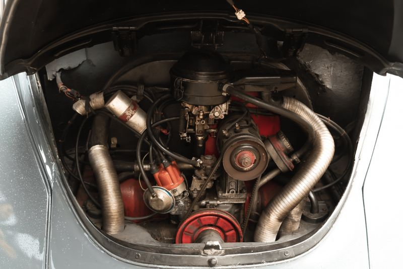 1970 Volkswagen Beetle Chopper 81924