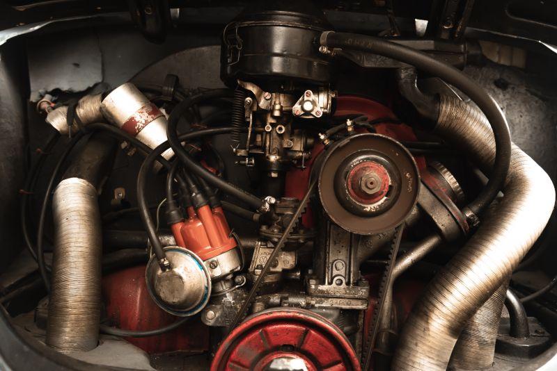 1970 Volkswagen Beetle Chopper 81927