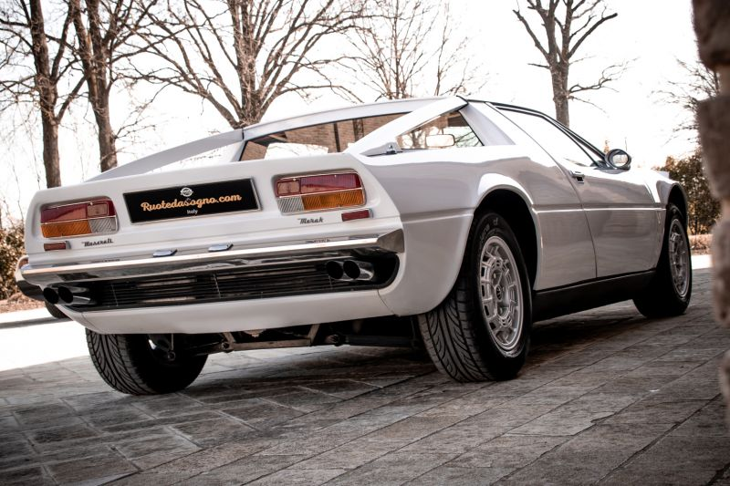 1973 Maserati Merak 62026