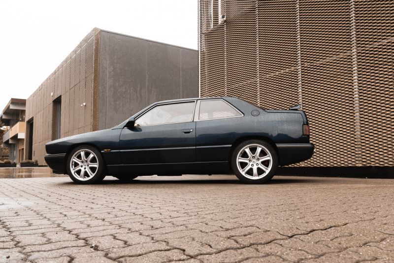 1992 Maserati Ghibli 81389