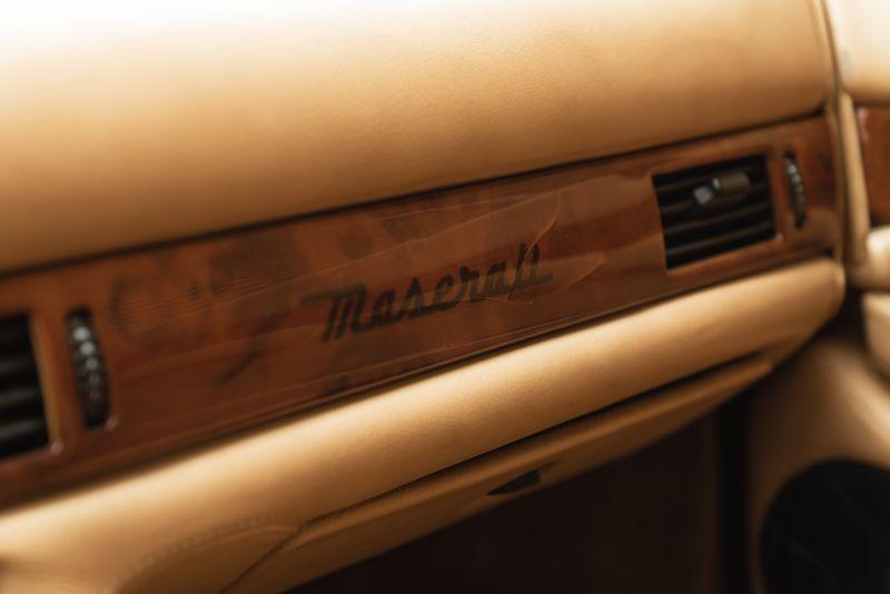 1992 Maserati Ghibli 81408