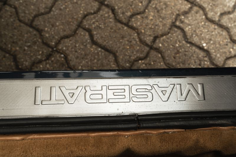 1992 Maserati Ghibli 81418