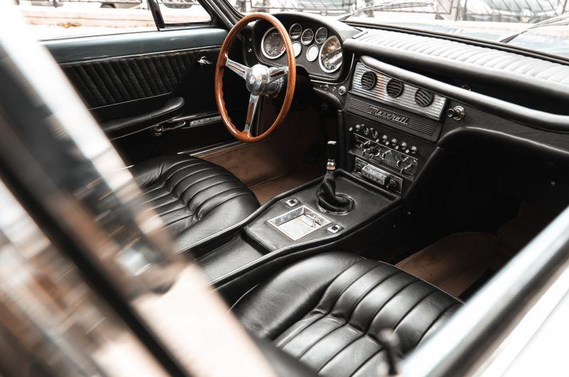 1965 Maserati 3500 GTi Sebring 84670