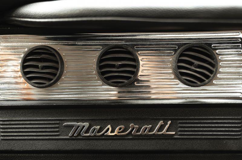 1965 Maserati 3500 GTi Sebring 84681