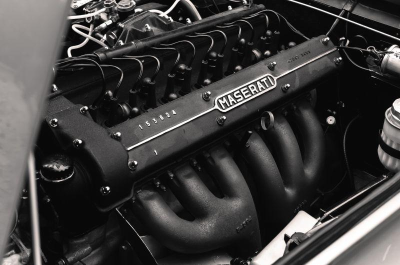 1965 Maserati 3500 GTi Sebring 84698