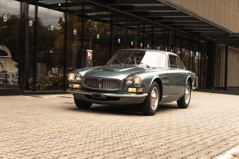 1965 Maserati 3500 GTi Sebring 84700