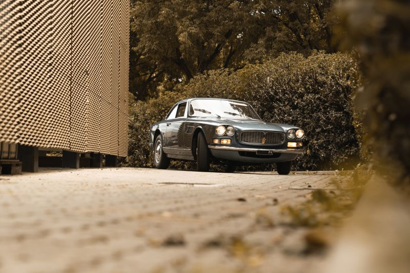 1965 Maserati 3500 GTi Sebring 84701
