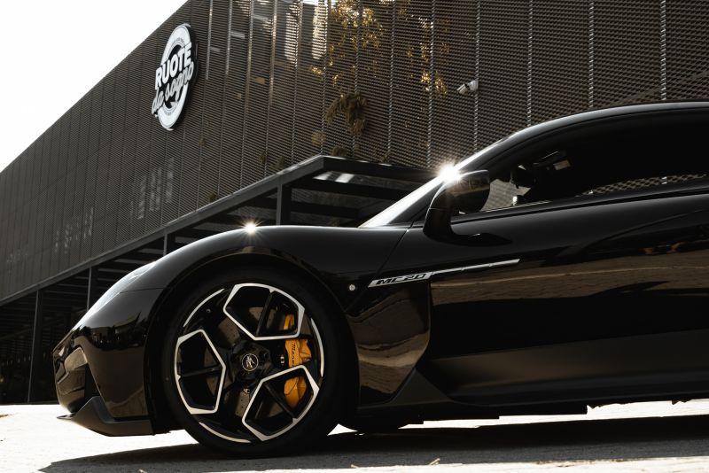2021 Maserati MC20 84413