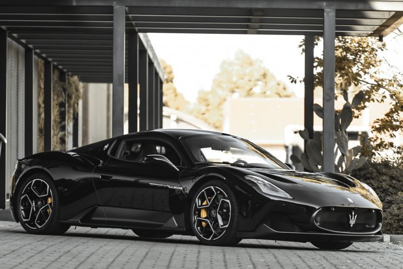 2021 Maserati MC20 84404