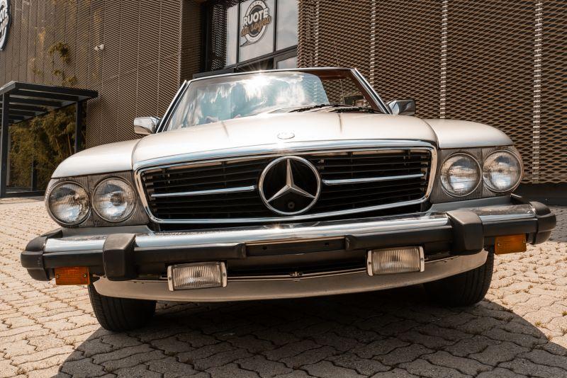 1977 Mercedes-Benz SL 450 73662