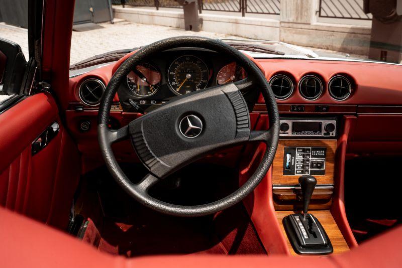 1977 Mercedes-Benz SL 450 73674