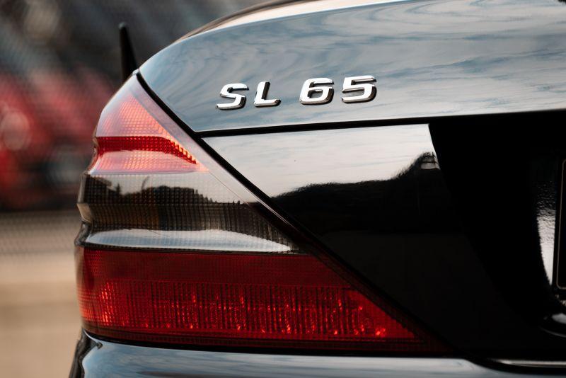 2006 Mercedes-Benz SL65 AMG 73785