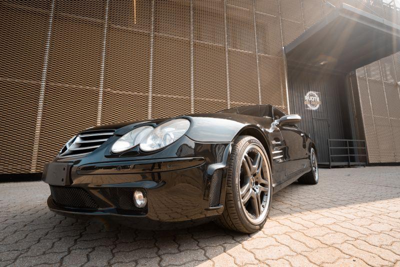 2006 Mercedes-Benz SL65 AMG 73780