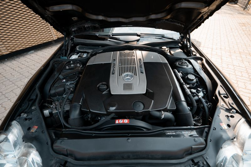 2006 Mercedes-Benz SL65 AMG 73815