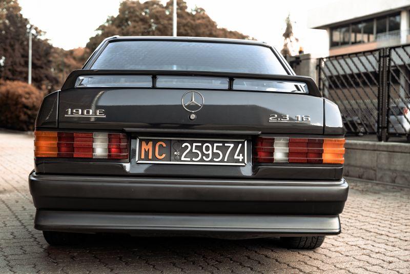 1985 Mercedes-Benz 190E 2.3-16 71341