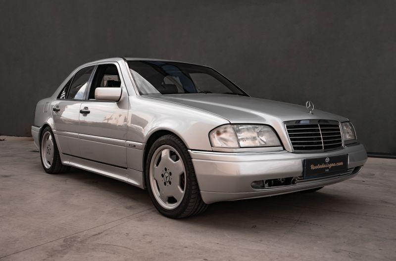 1995 Mercedes Benz C36 AMG 75801