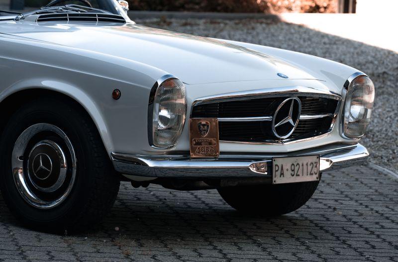 1966 Mercedes Benz SL230 Pagoda 76015