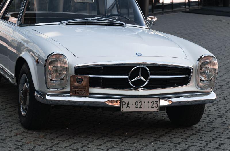 1966 Mercedes Benz SL230 Pagoda 76018