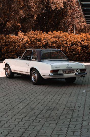 1966 Mercedes Benz SL230 Pagoda 76008
