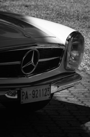 1966 Mercedes Benz SL230 Pagoda 76010