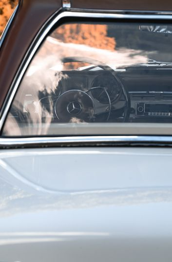 1966 Mercedes Benz SL230 Pagoda 75850