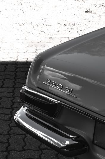 1966 Mercedes Benz SL230 Pagoda 75853