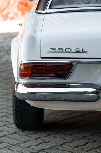 1966 Mercedes Benz SL230 Pagoda 75856