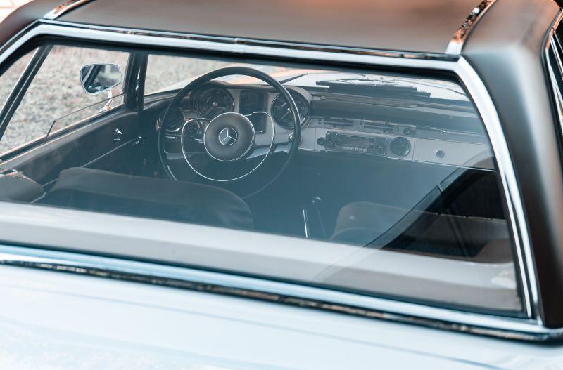 1966 Mercedes Benz SL230 Pagoda 75864