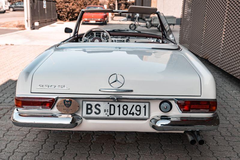 1965 Mercedes-Benz SL230 Pagoda 78520