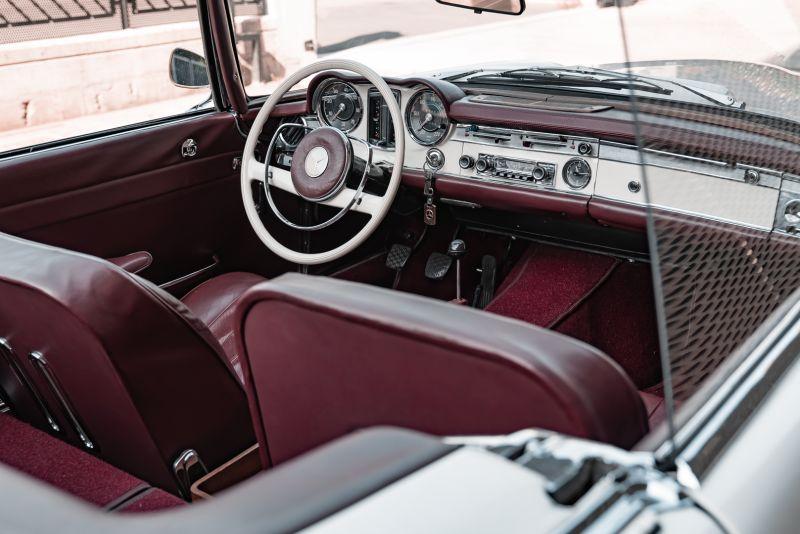 1965 Mercedes-Benz SL230 Pagoda 78546