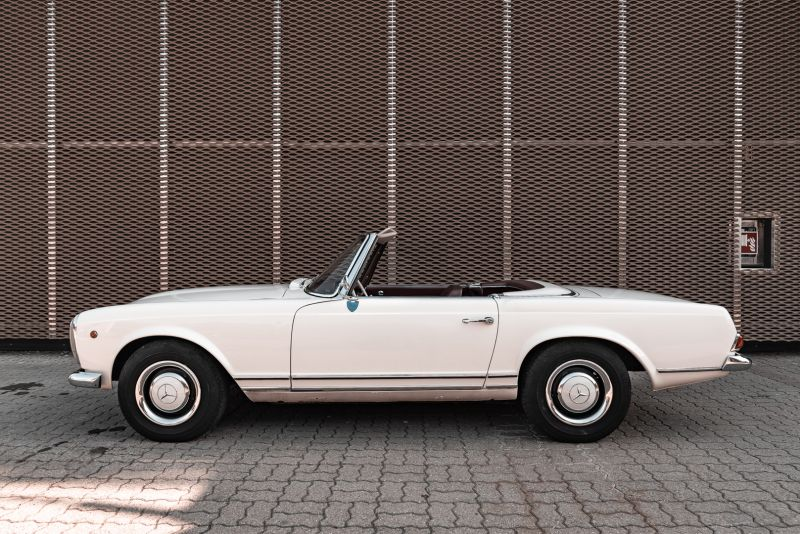1965 Mercedes-Benz SL230 Pagoda 78524