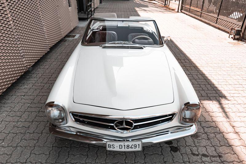1965 Mercedes-Benz SL230 Pagoda 78523