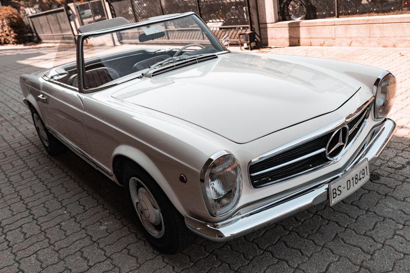 1965 Mercedes-Benz SL230 Pagoda 78525