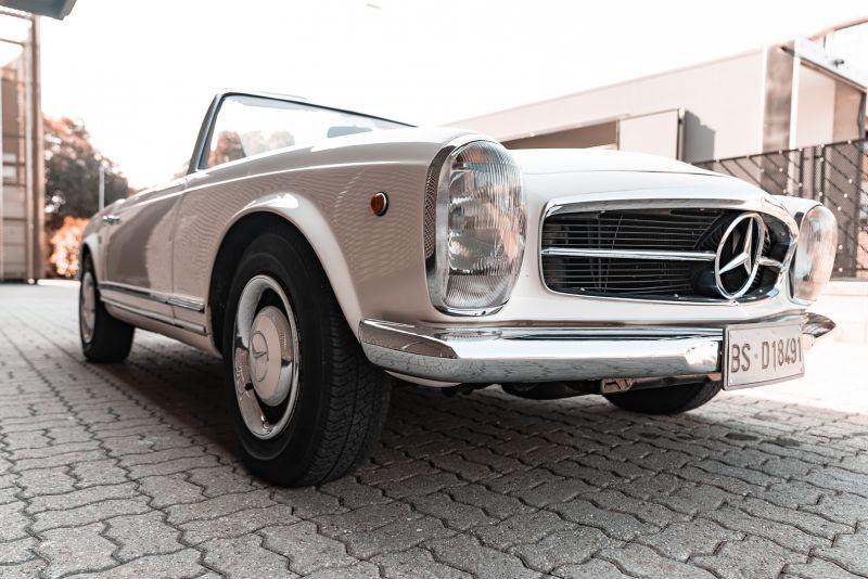 1965 Mercedes-Benz SL230 Pagoda 78526