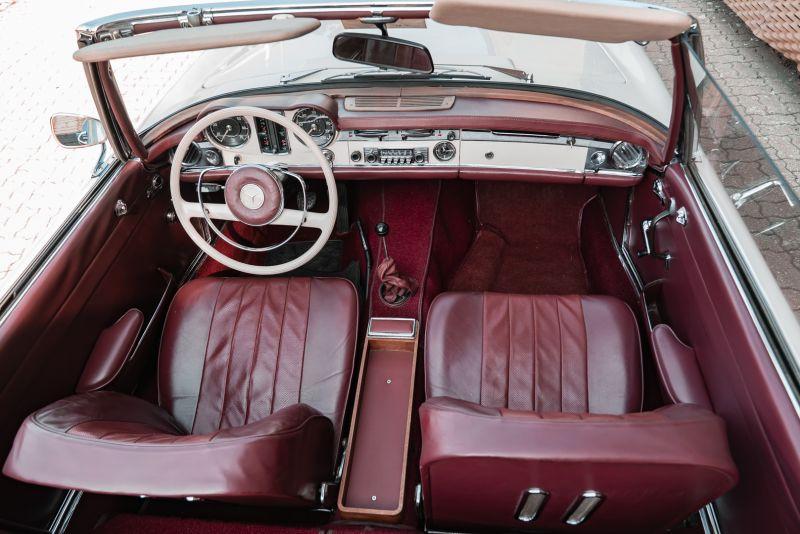1965 Mercedes-Benz SL230 Pagoda 78548