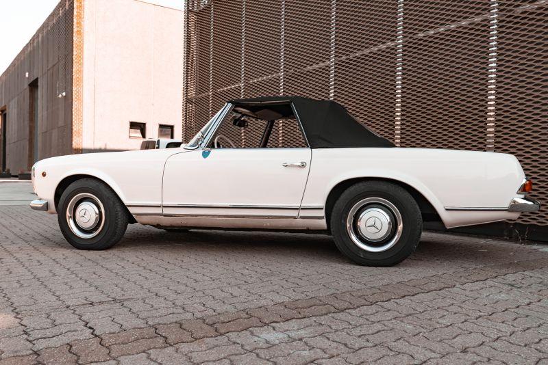 1965 Mercedes-Benz SL230 Pagoda 78519