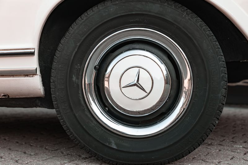 1965 Mercedes-Benz SL230 Pagoda 78528
