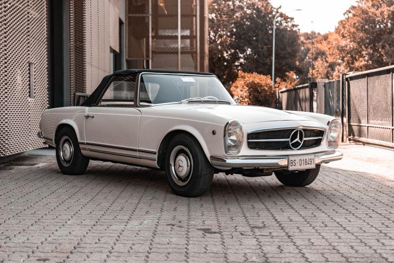 1965 Mercedes-Benz SL230 Pagoda 78514