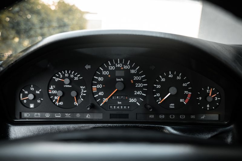 1992 Mercedes Benz 300 SL 24 V 80630