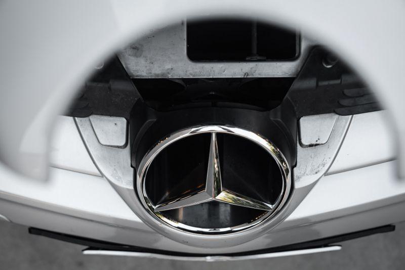 2004 Mercedes Benz SLK 200 Kompressor 80708