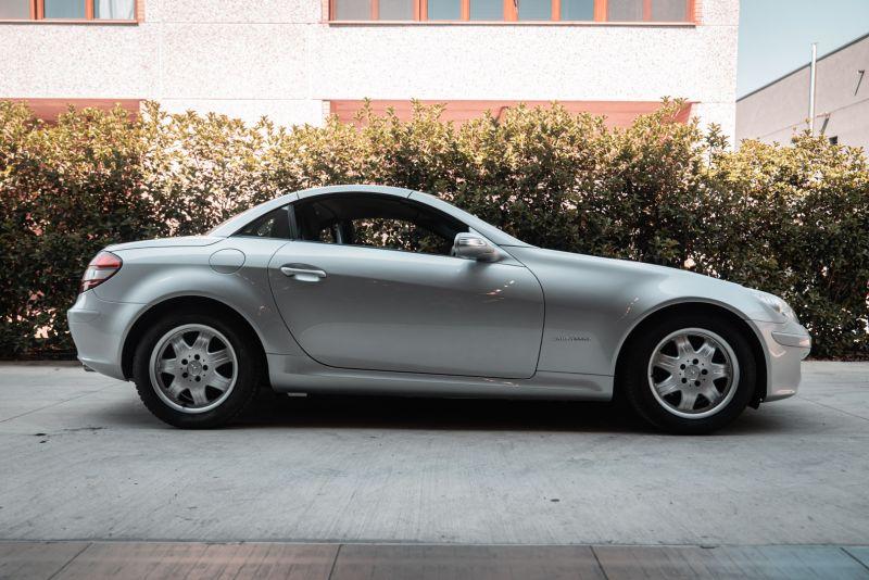 2004 Mercedes Benz SLK 200 Kompressor 80654