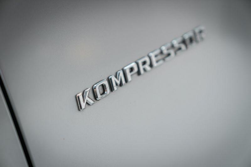 2004 Mercedes Benz SLK 200 Kompressor 80665