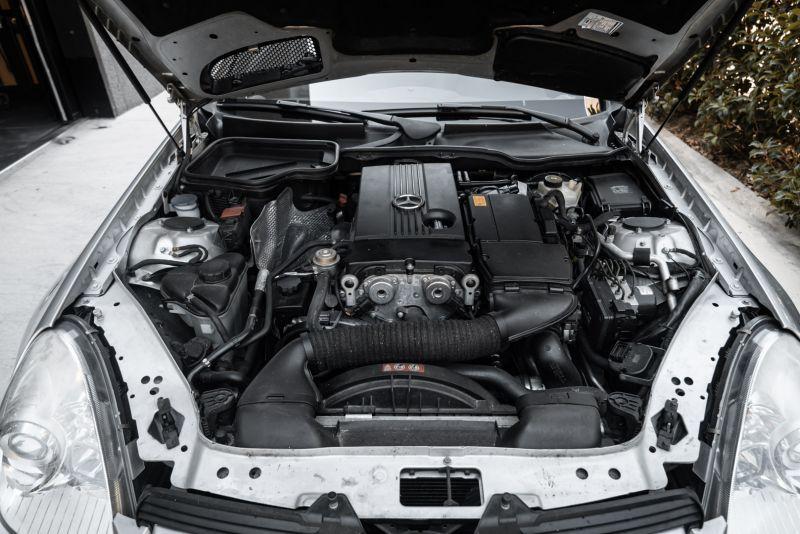 2004 Mercedes Benz SLK 200 Kompressor 80700