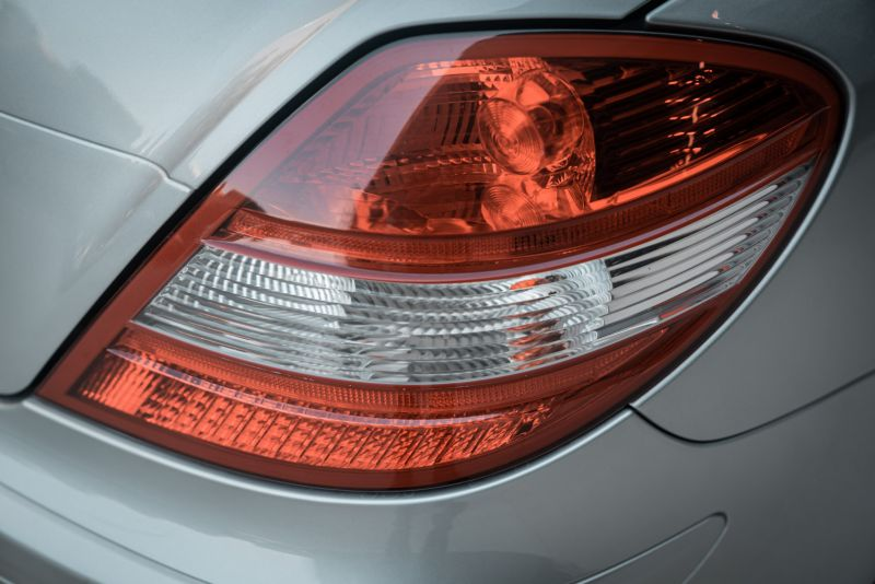 2004 Mercedes Benz SLK 200 Kompressor 80669